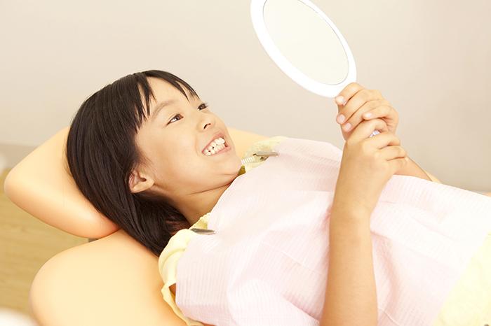 お子さまの矯正歯科治療